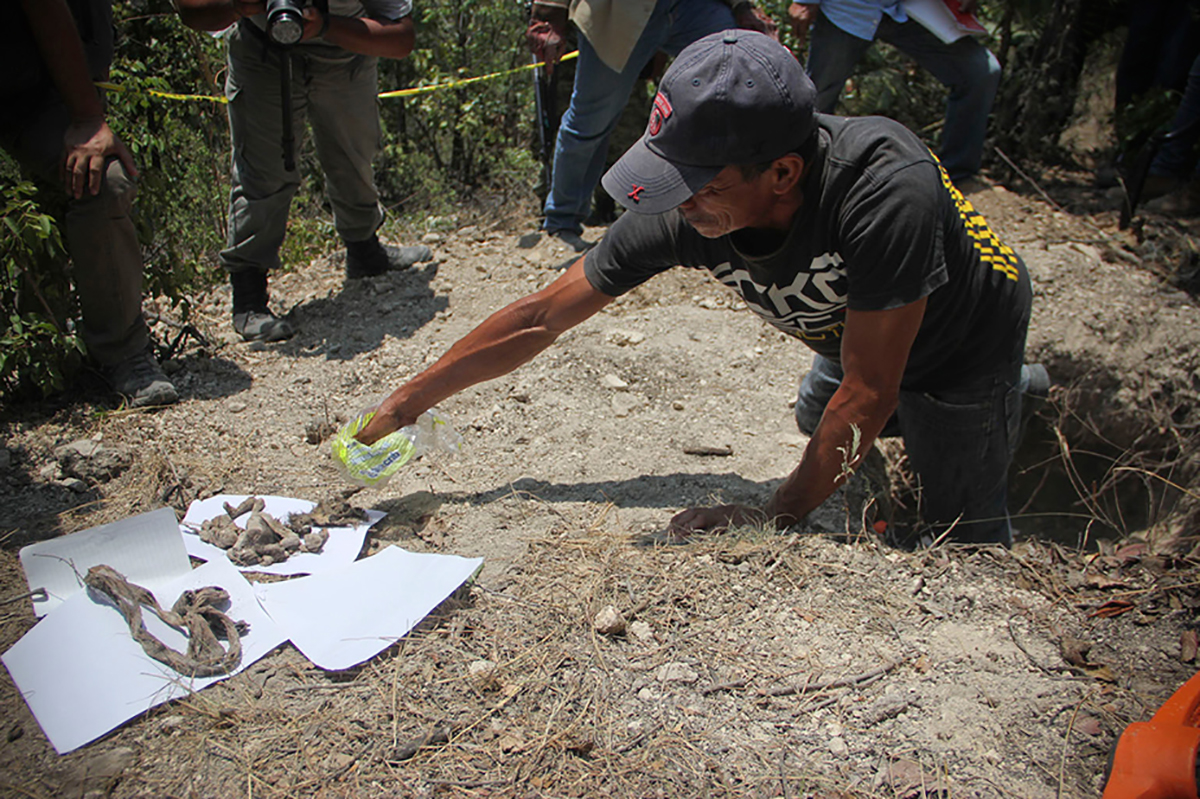 Familias realizarán búsqueda de desaparecidos en Guerrero