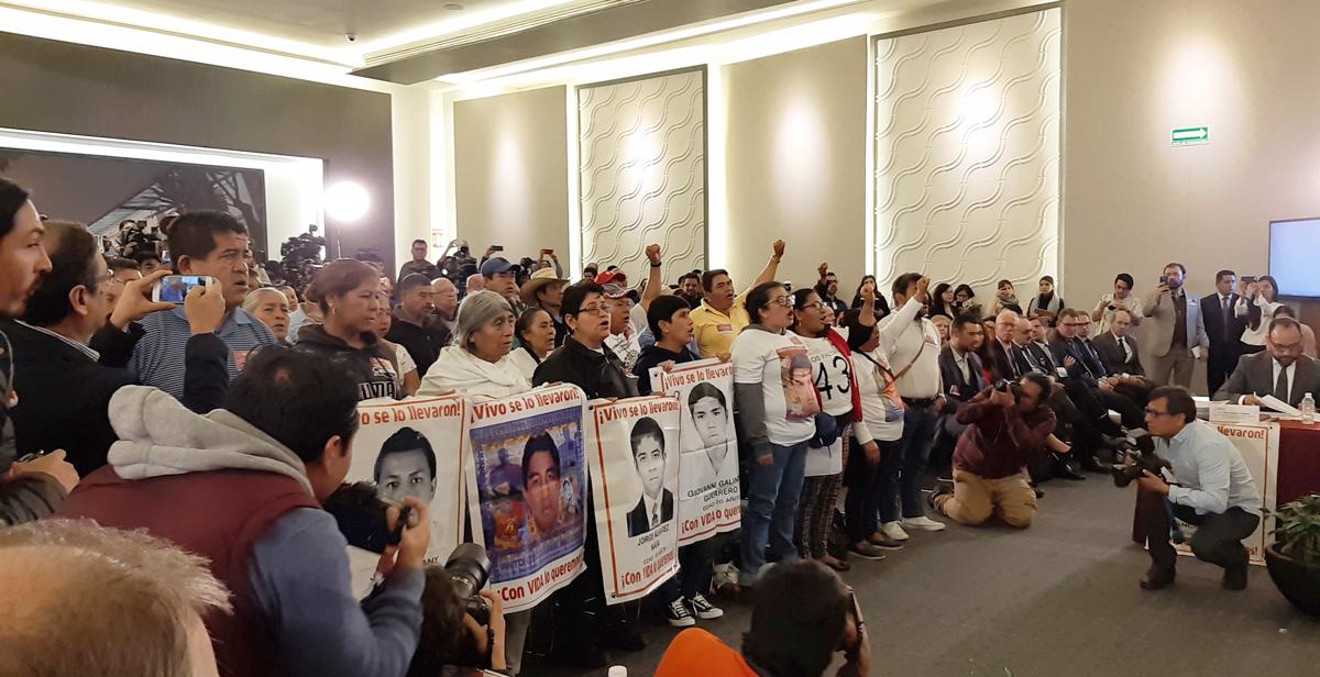 Abrir archivos del 27 Batallón: Ayotzinapa y la exigencia de verdad