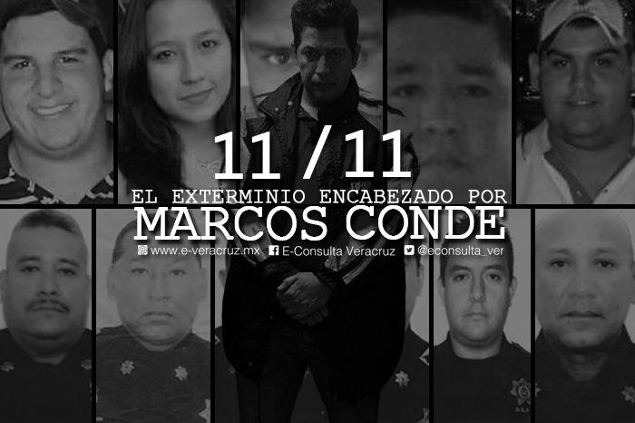 El exterminio que dirigió Marcos Conde en Veracruz