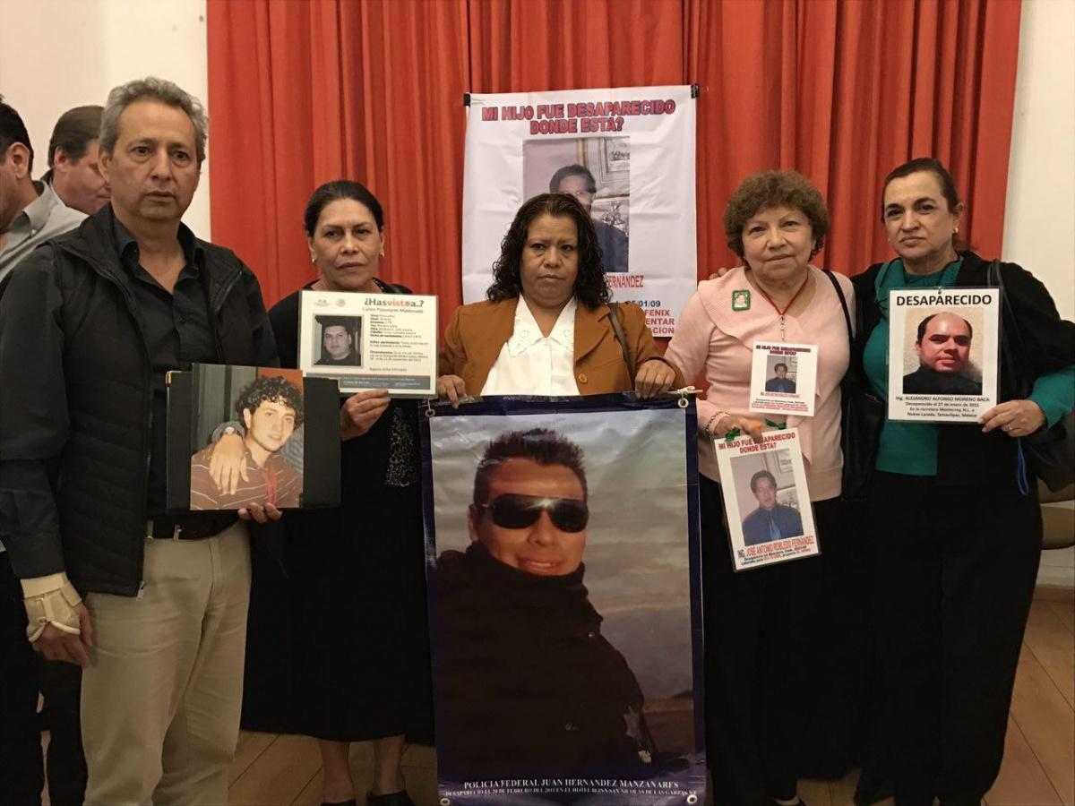 Desapariciones en Coahuila, una década de dolor y búsqueda