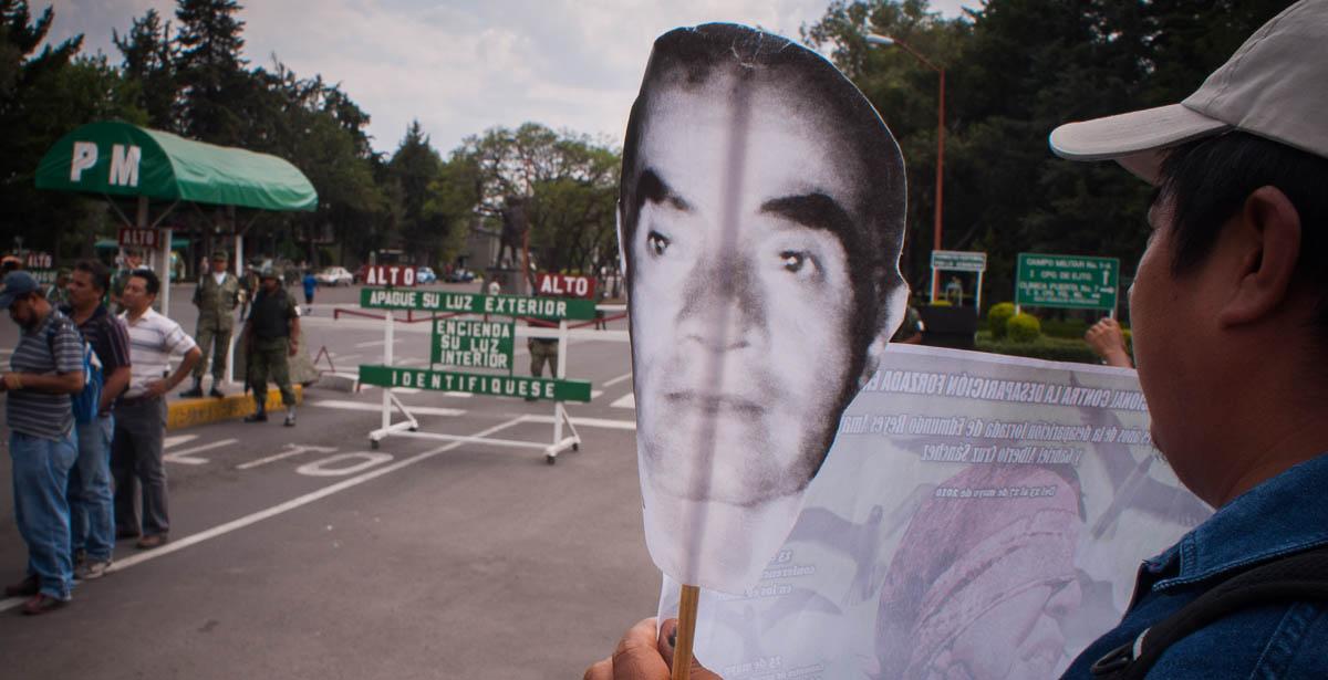 Familias de desaparecidos buscan reunificar acciones como víctimas (parte 3)
