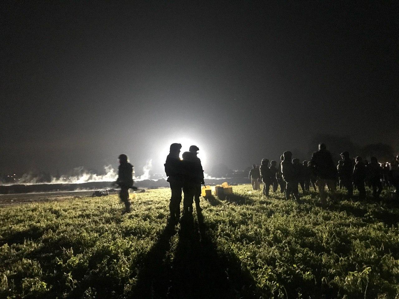 Llega a 66 la cifra de muertos por explosión de ducto de Pemex