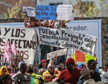 El presidente y los activistas: crónica de un desencuentro en Cuautla