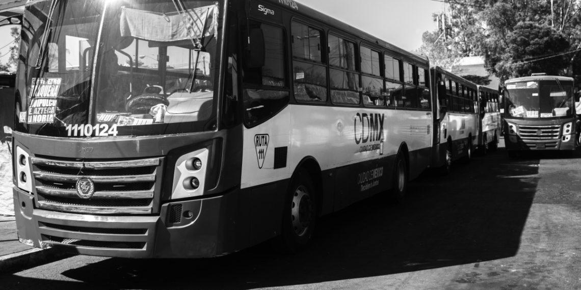 Revisar el transporte público: primera batalla para su reordenamiento