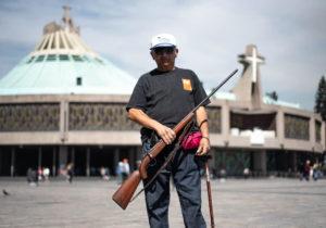 Desarmar a la ciudad, primer paso para la paz