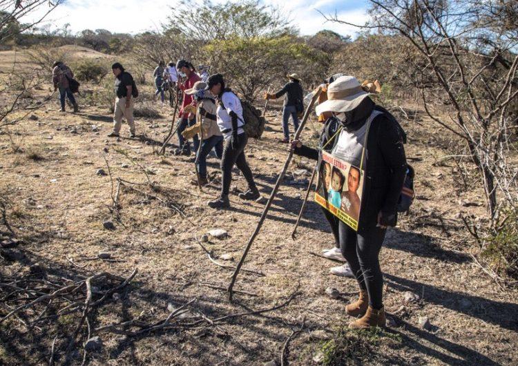 Pedagogía de la búsqueda de personas desaparecidas