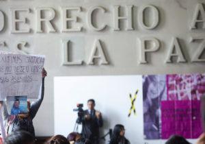 """""""Las víctimas estamos condenadas a la injusticia"""""""