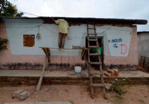 Oaxaca y Chiapas, una reconstrucción a cuentagotas