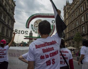 Construir resistencia para reconstruir la ciudad: Damnificados Unidos
