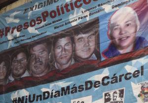 Tlanixco presiona por posible liberación de sus defensores del agua