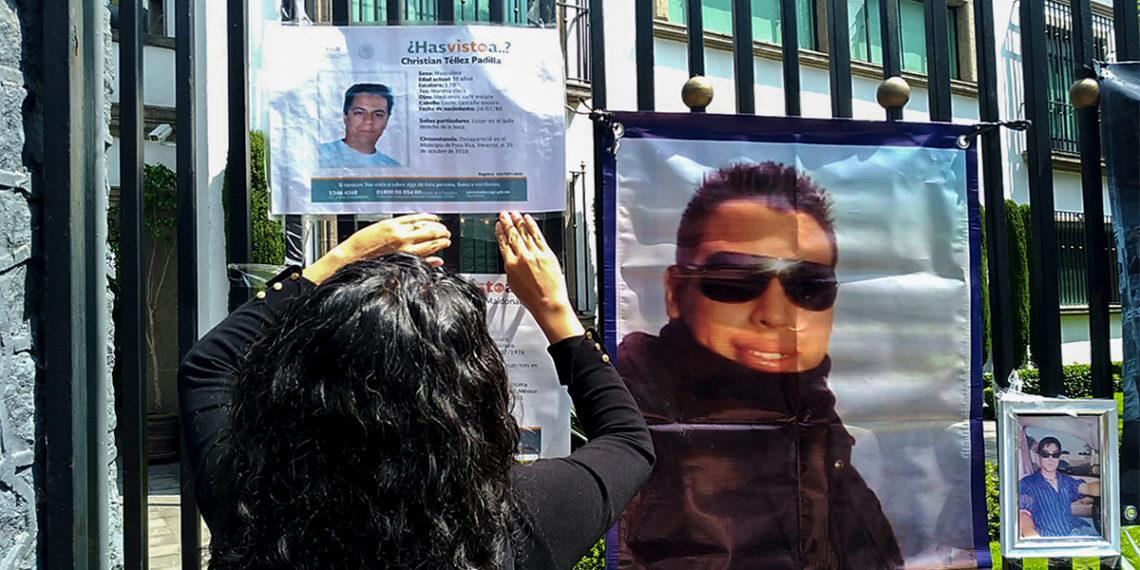 Jalisco: cuando el gobierno borra las huellas de los desaparecidos