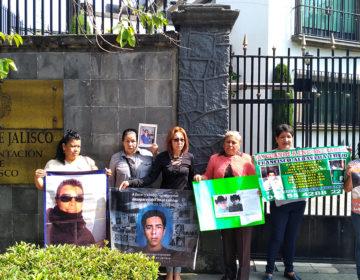 Familias de todo el país llegan a Jalisco a buscar a sus desaparecidos