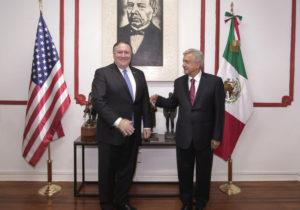 "El ""espaldarazo"" de Trump a López Obrador"