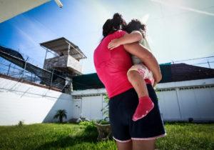 Niños presos, los invisibles del sistema penitenciario