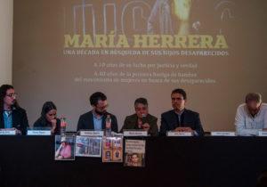 Perdón sí, a cambio de la verdad: María Herrera