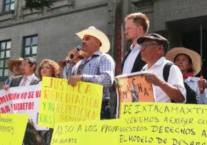 En la Corte, una decisión clave sobre el derecho ambiental de las comunidades