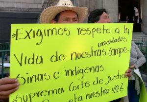 Revés en la Corte a Grupo México