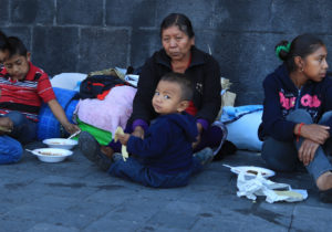 Desplazamiento forzado: vacío estatal
