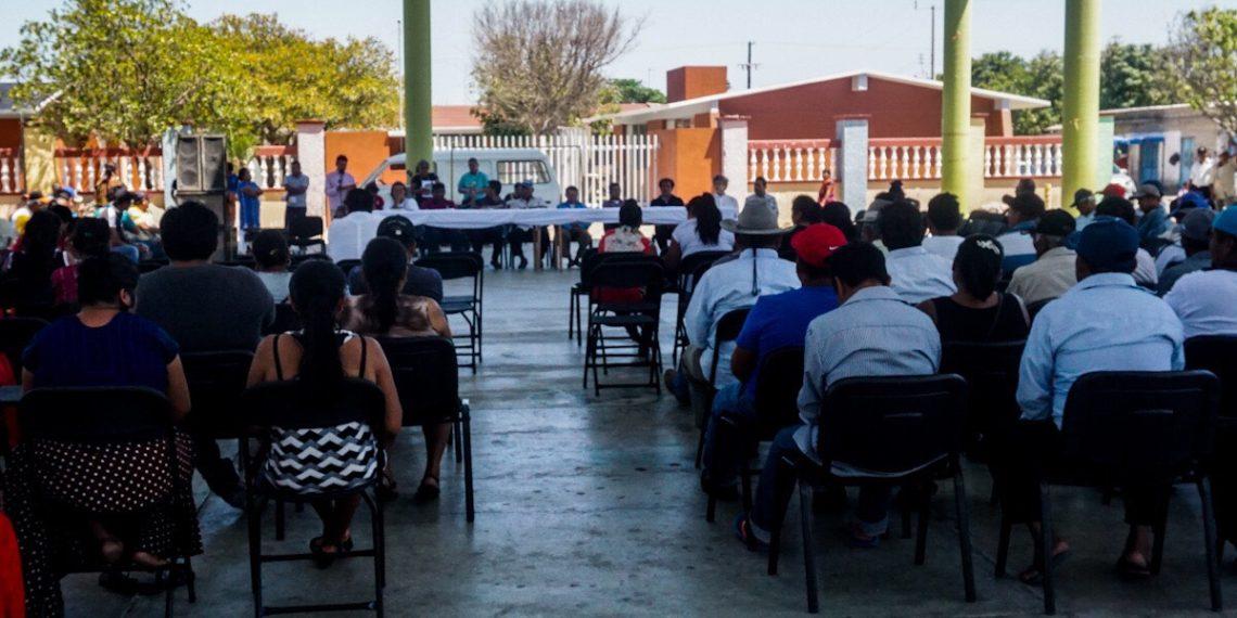 '¿Por qué las prisas?':  comunidades del Istmo rechazan consulta de AMLO