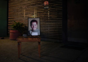 Dos años sin Miroslava,     dos años de impunidad