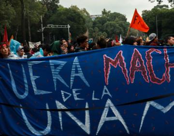 """""""Sin nosotras no hay revolución"""": la lucha contra la violencia sexual en la UNAM"""