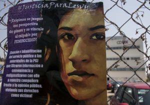 La PGJ rectifica: caso de Lesvy será juzgado como feminicidio