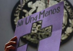 Ven insuficiente y poco claro el plan de protección a mujeres