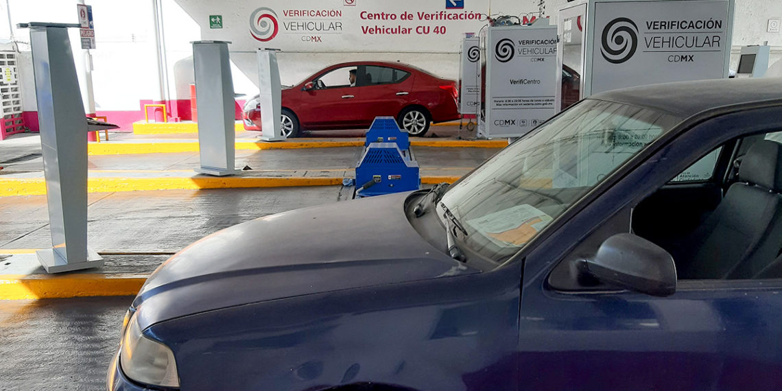 La CDMX auditará verificentros automotrices