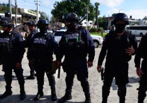 Caen mandos de policía de Veracruz por desaparición forzada