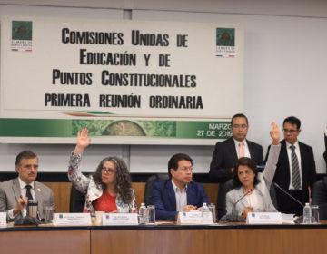 La derogación de 'reforma educativa' avanza
