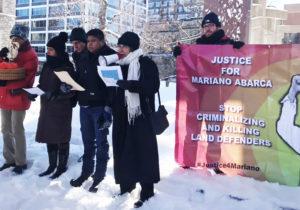 Demandan en Ottawa a la embajada de Canadá en México