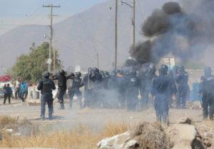 Cianuro o policía, el dilema de un ejido en Durango