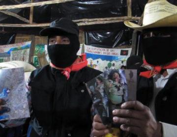 Zapatistas de Aldama y Chenalhó, sitiados por civiles armados