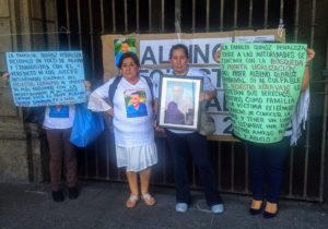 50 años de prisión a expolicía por desaparición de Albino Quiroz