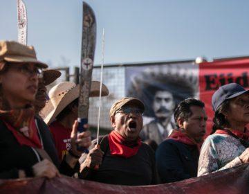 En los rostros de Zapata
