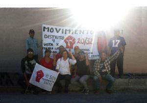 El movimiento obrero 20/32 va al Congreso