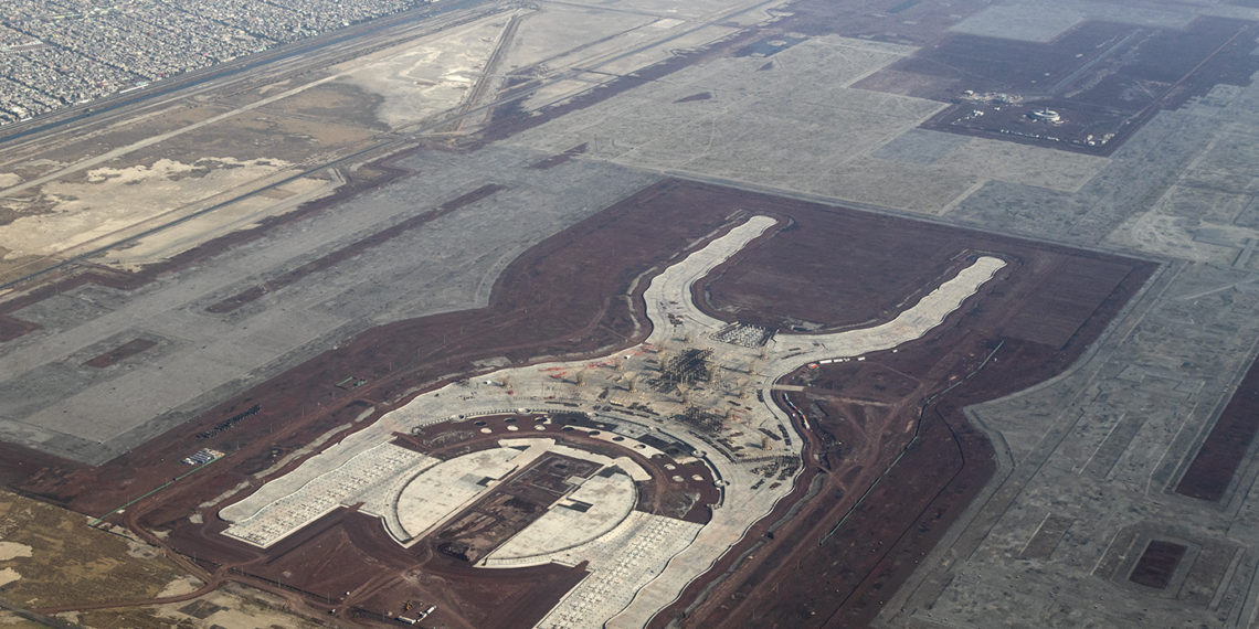 Desastre ambiental, suficiente para cancelar el NAIM: SCT
