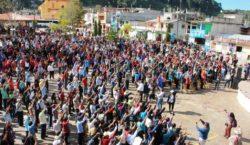 Oxchuc, primer municipio de Chiapas…