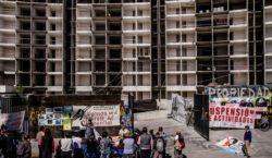 Denuncian construcción de departamentos pese…