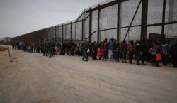 Nuevo muro entre El Paso…