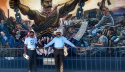 Zapata 'encabeza' nueva lucha 100…