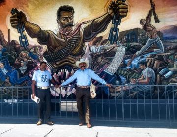 Zapata 'encabeza' nueva lucha 100 años después de su muerte