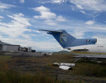Aeropuertos fantasma