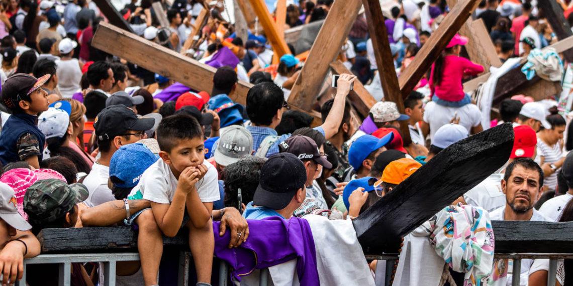 La semana en que Jesús muere e Iztapalapa revive