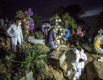 Crónica de un hallazgo de cuerpos ausentes en Michoacán