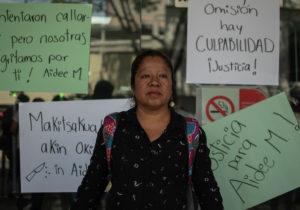 Familiares de estudiantes de la UNAM piden justicia en PGJ