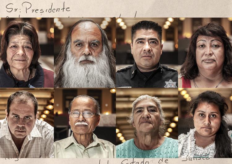 Cartas al presidente: el olvido tiene muchos rostros