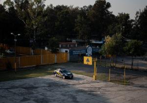 Estudiantes y vecinos de CCH Oriente rechazan versión de PGJ sobre asesinato de Aideé