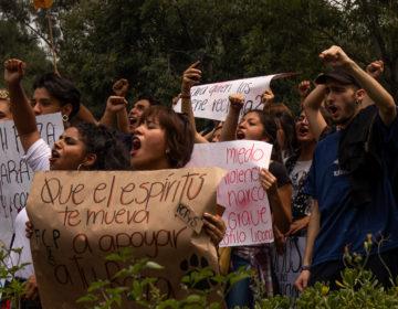 Escuelas de la UNAM se movilizan por feminicidio de Aideé Mendoza