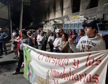 Vecinos organizan acciones legales contra Mitikah